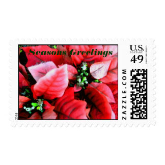 Seasons Greetings_ Postage_by Elenne Boothe Postage
