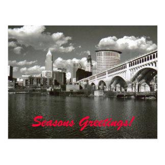 Seasons Greetings! Postcard
