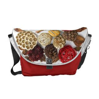Seasons Greetings Potpourri Messenger Bag