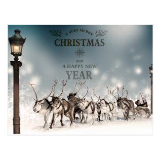 season's greetings tarjetas postales