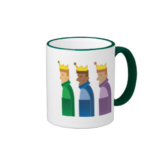 Seasons Greetings Three Wise Men Mugs