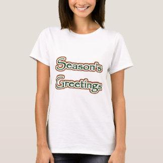 Season's Greetings Women's Shirt