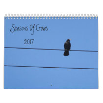 Seasons Of Crows Calendar