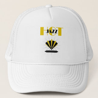 Seasons of Jazz Summer Trucker Hat