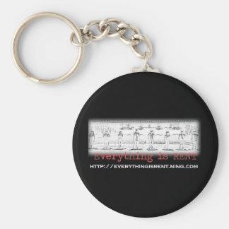 Seasons of Love Sketch Keychain