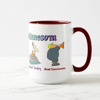 Seasons of Minnesota Mug