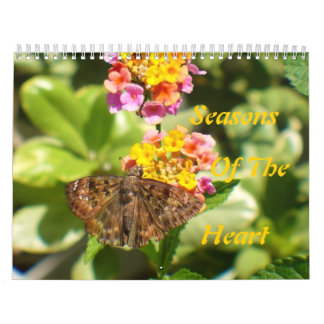 Seasons, Of The, Heart Calendar