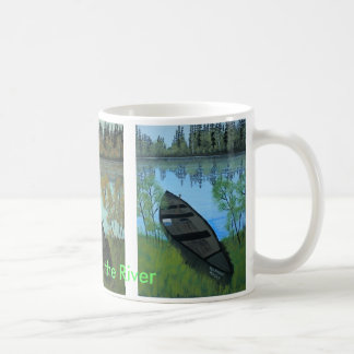 Seasons of the River Coffee Mug