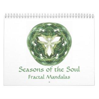Seasons of the Soul, Fractal Mandalas