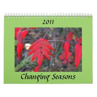 Seasons Photography Calendar