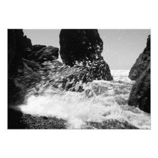 Seaspray Photo Print