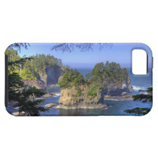 Seastacks, Makah Nation Tribal Lands, Cape iPhone 5 Covers