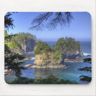 Seastacks, Makah Nation Tribal Lands, Cape Mouse Pad