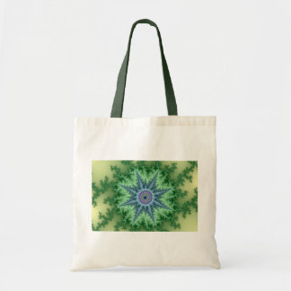 Seastar - Fractal Canvas Bags