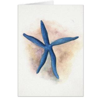 Seastar Notecard Stationery Note Card