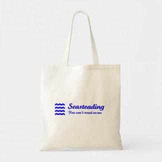 Seasteading Tote Bag