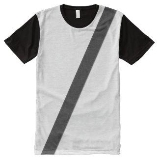 Seat Belt Gag All-Over-Print Shirt