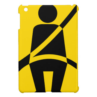 Seat belt Reminder Icon iPad Mini Covers