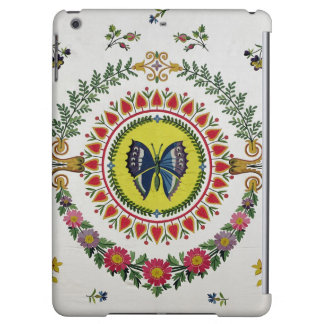 Seat cover by Bissardon, Cousin and Bony, 1811 iPad Air Cover