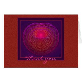 Seat del alma tarjeta pequeña