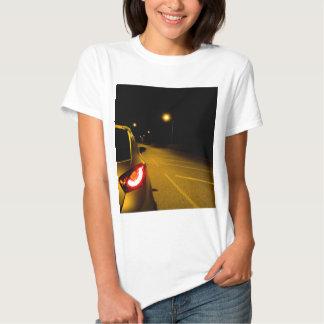 Seat Ibiza en el camino solo Camisas