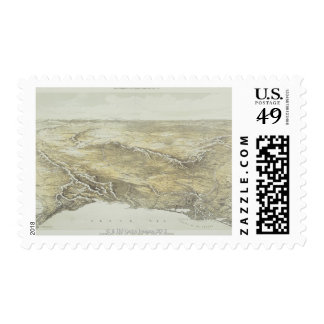 Seat of War in Europe Postage Stamp