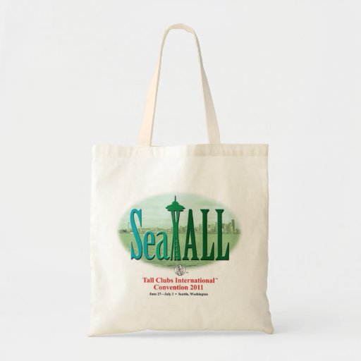 SeaTALL Convention Tote