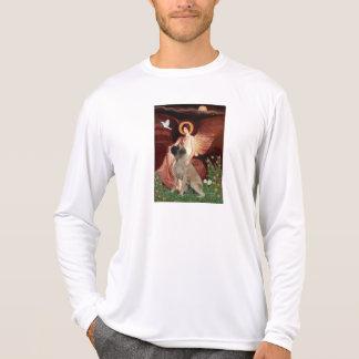 Seated Angel - Bull Mastiff #1 T Shirts