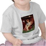 Seated Angel - Himalayan cat 7 T-shirt