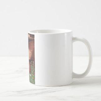 Seated Angel - Seal Point Siamese cat Coffee Mug