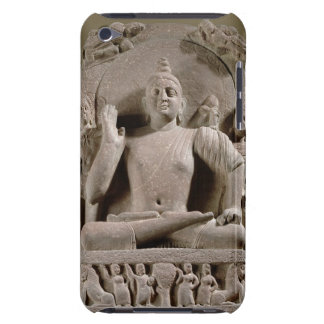 Seated Bodhisattva, Mathura (red sandstone) iPod Case-Mate Case