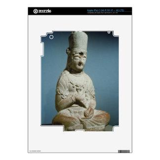 Seated Bodhisattva of Hansong-sa, Korea, 10th cent Skins For iPad 3
