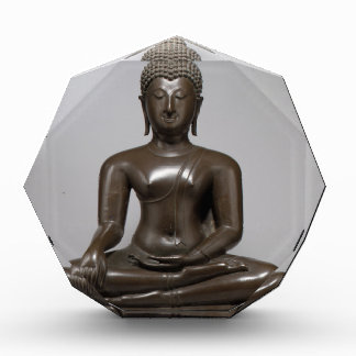 Seated Buddha - 15th century Acrylic Award