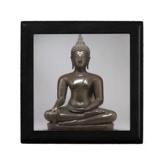 Seated Buddha - 15th century Gift Box