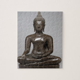 Seated Buddha - 15th century Jigsaw Puzzle