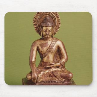 Seated Buddha Mouse Pad