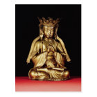 Seated Buddha Postcard