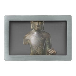 Seated Buddha - Pyu period Belt Buckle