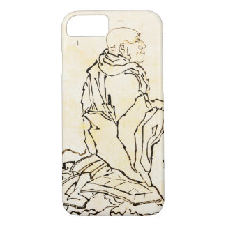 Seated Monk 1830 iPhone 7 Case