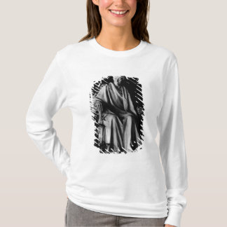 Seated sculpture of Voltaire T-Shirt