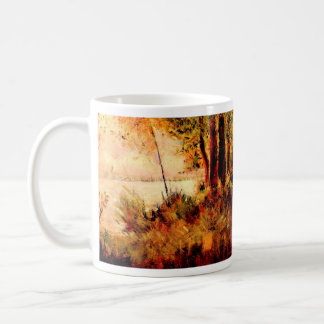 Seated slope by Georges Seurat Coffee Mug