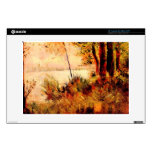 "Seated slope by Georges Seurat Skins For 13"" Laptops"