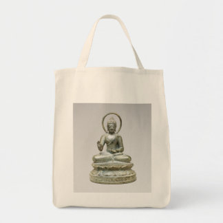 Seated Transcendent Buddha Tote Bag