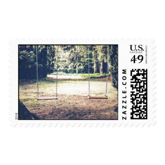 Seating Themed, Garden Swings For Dating Couples W Postage Stamp