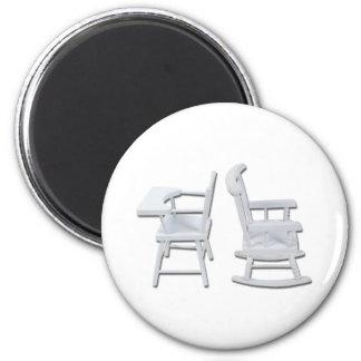 SeatingStagesOfLife051411 Fridge Magnet