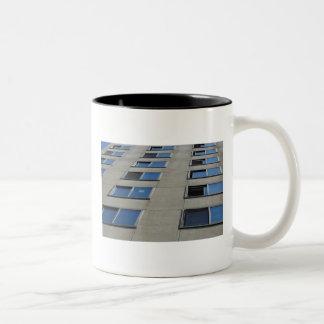 SEATTLE -043 Two-Tone COFFEE MUG
