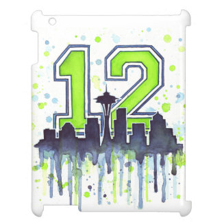Seattle 12th Man iPad Case
