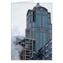 Seattle 2017 Urban Photography Card