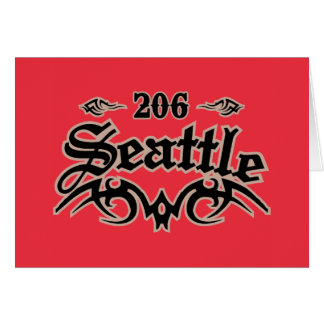 Seattle 206 cards