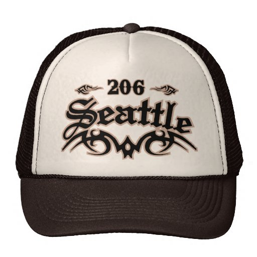 Seattle 206 gorra